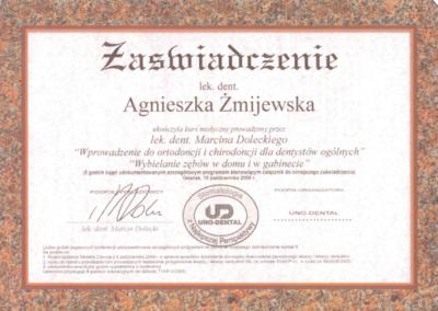 stomatolog Gdańsk CERTYFIKAT24
