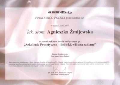 stomatolog Gdańsk CERTYFIKATcertyfikat_licowki