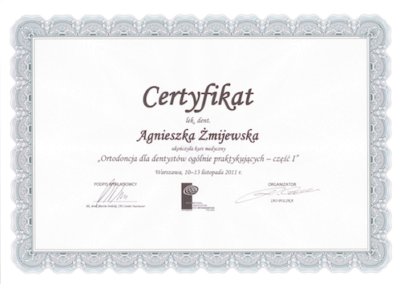 stomatolog Gdańsk CERTYFIKATskan2-1AP